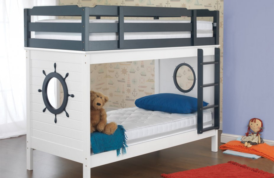 Jolly Rodger Bunk Bed The Bed Factory