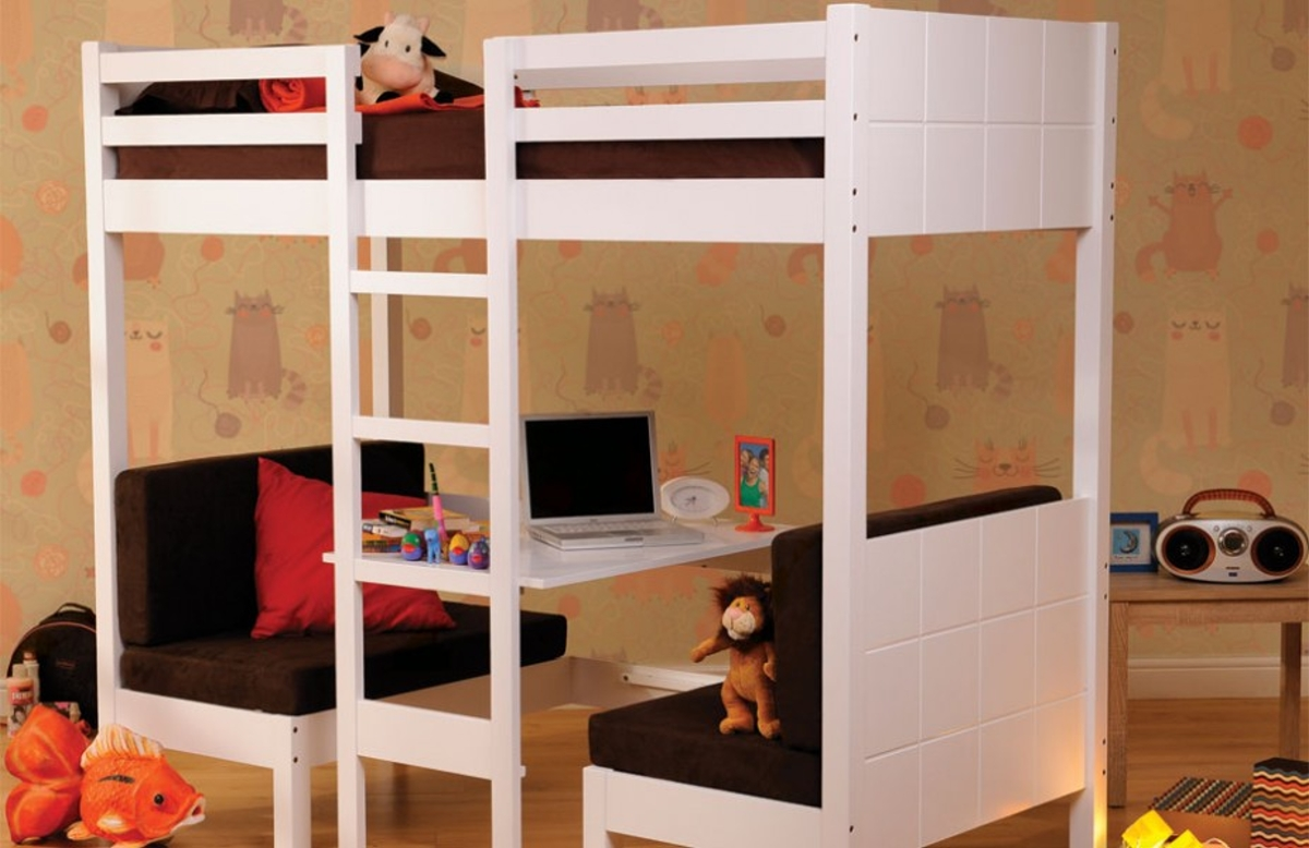 Quiz Bunk Bed The Bed Factory