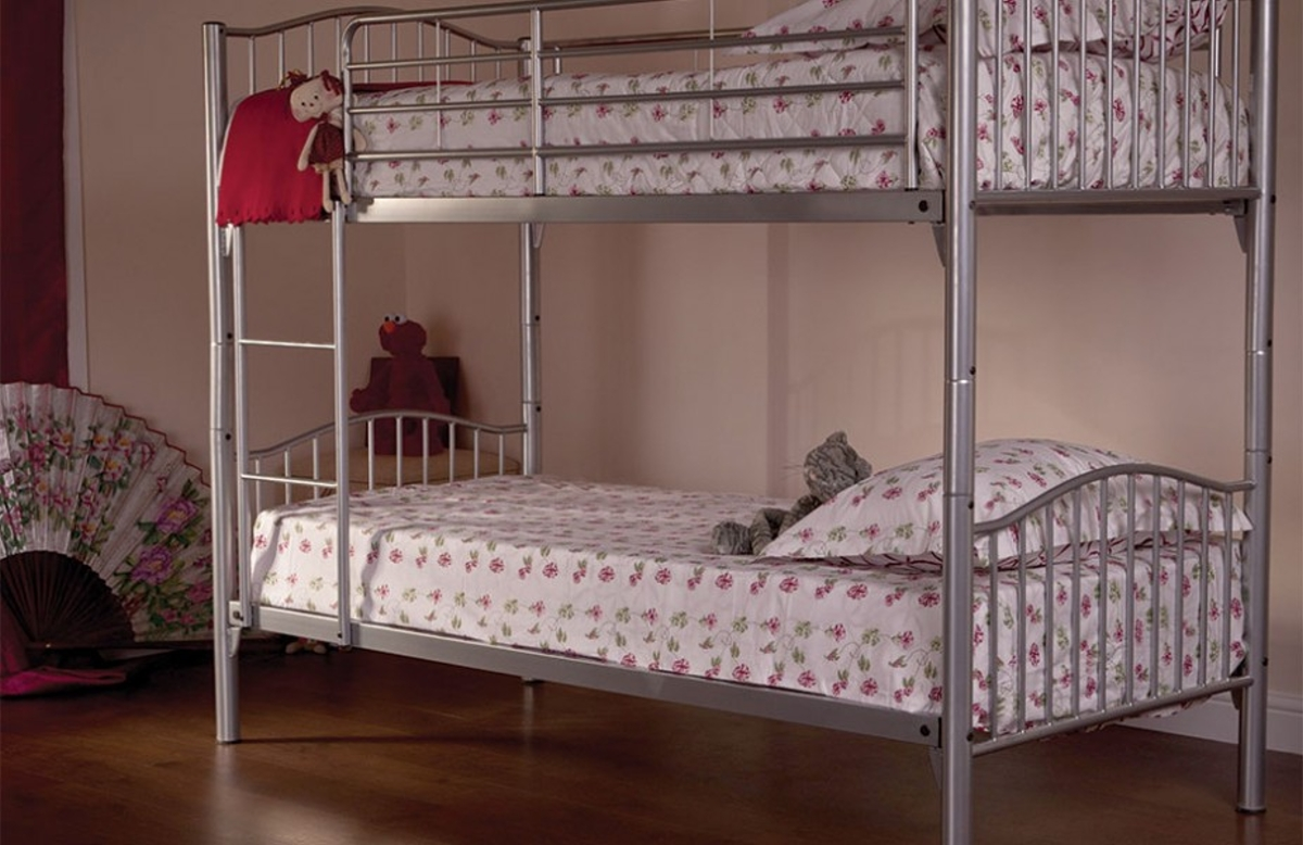 Soria Bunk Bed The Bed Factory